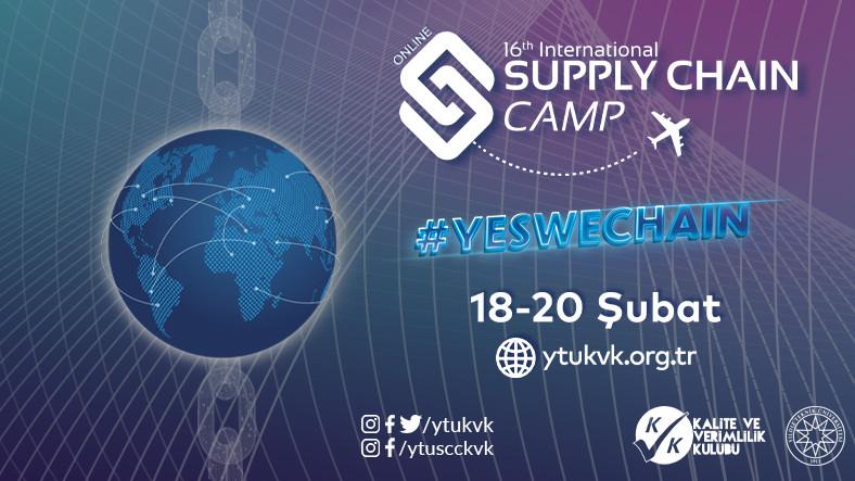 International Supply Chain Camp, 18 Şubat'ta Online Gerçekleştirilecek