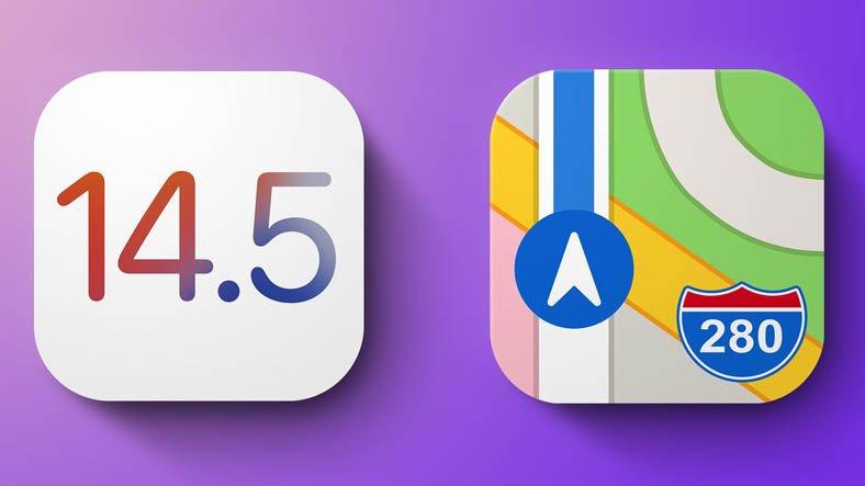 iOS 14.5 ile Apple Haritalar, Trafikle İlgili Durumların Bildirilmesini Sağlayacak