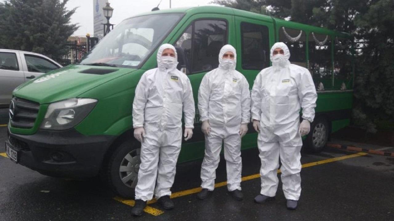 İstanbul'da koronavirüs kaynaklı ölümler