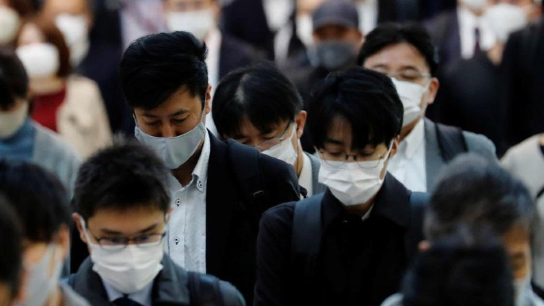Japon Hükümeti, COVID 19'a Yakalananlara 'Cenaze' Reklamlı Mektup Gönderdi