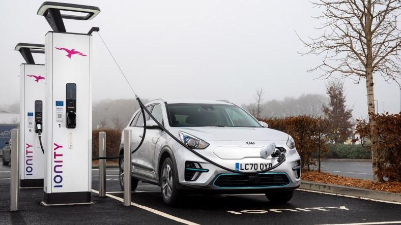 Kia Elektrikli Araçlar, Avrupa'nın 178 Bin Noktasında Tek Bir Hizmet ile Şarj Olacak