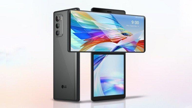 LG, Akıllı Telefonu Wing'i Tartışma Yaratacak Fiyatıyla Türkiye'de Satışa Sundu