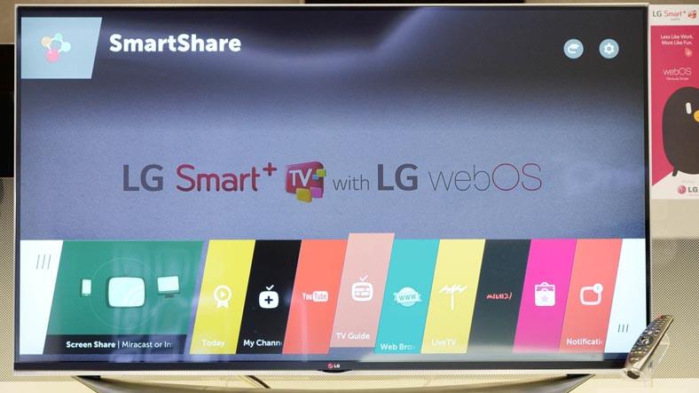 LG'den Radikal Karar: webOS, Artık Farklı Akıllı Televizyonlarda da Kullanılabilecek