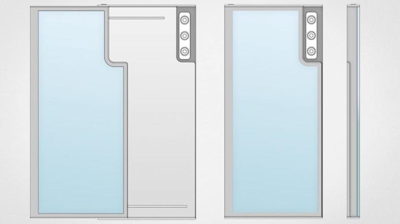LG'nin Sarılabilir Ekranlı Telefonunun Nasıl Görüneceğine Işık Tutan Yeni Patent