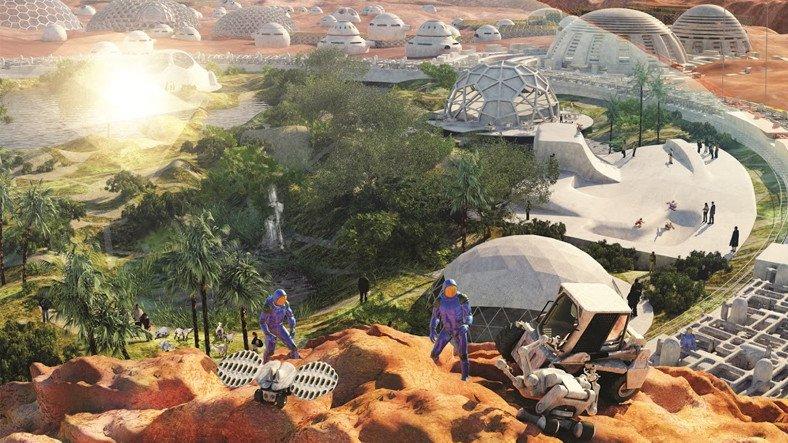 Mars'ın Dünü, Bugünü ve Yarını: Nereden Geldi, Nereye Gidiyor?