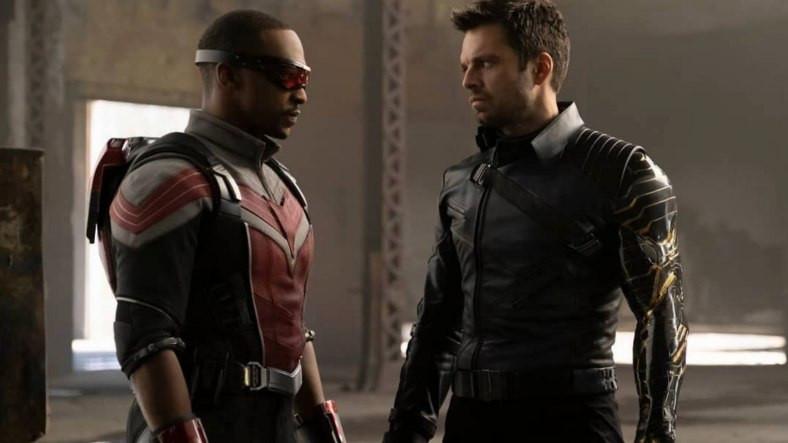 Marvel, The Falcon and the Winter Soldier İçin Super Bowl'a Özel Aksiyon Dolu Bir Fragman Yayınladı