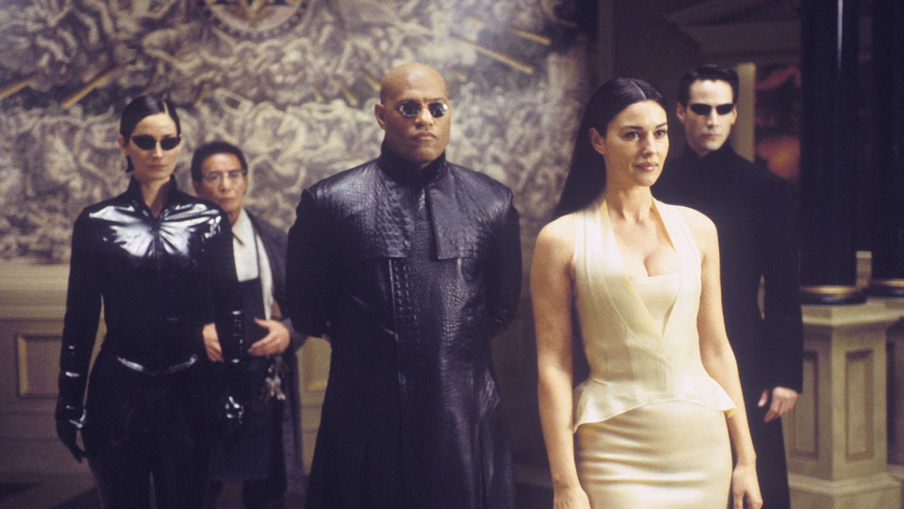 Neo Trinity Matrix