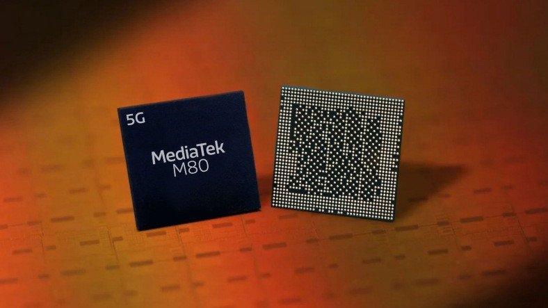 MediaTek, Akıllı Telefonlarda 7,67 Gbps İndirme Hızı Vadeden Yeni 5G Modemini Duyurdu