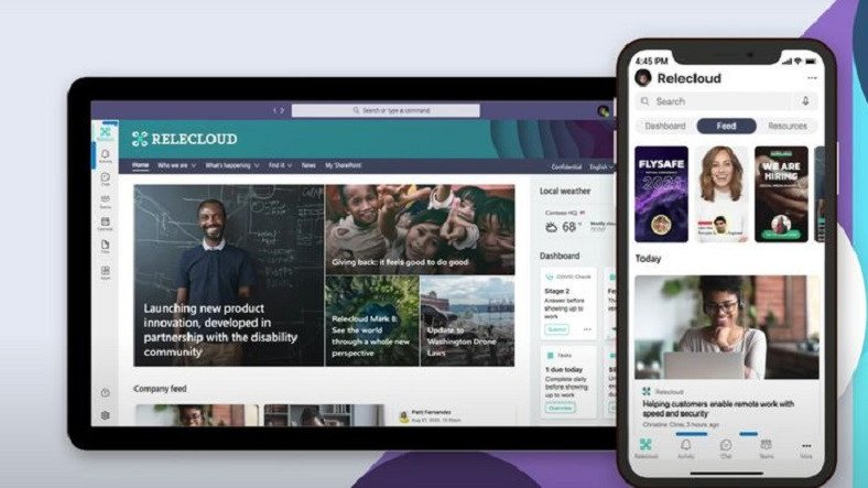 Microsoft, Şirketler İçin Uzaktan Çalışmayı Kolaylaştıracak Yeni Platformu Viva'yı Duyurdu