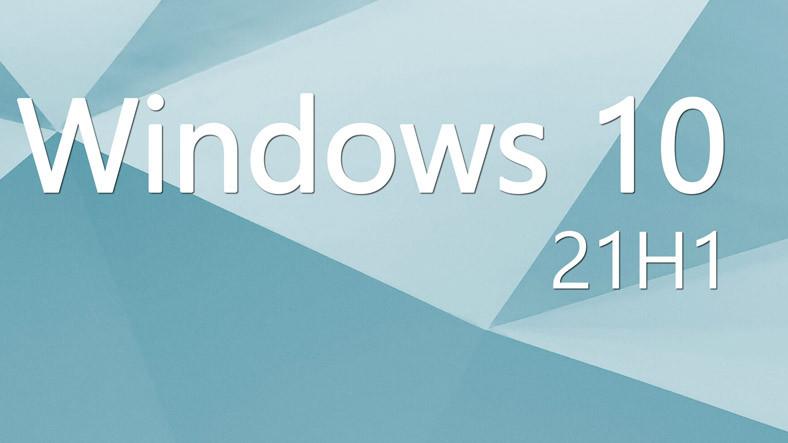 Microsoft, Windows 10 21H1 Güncellemesini Duyurdu: İşte Yenilikler