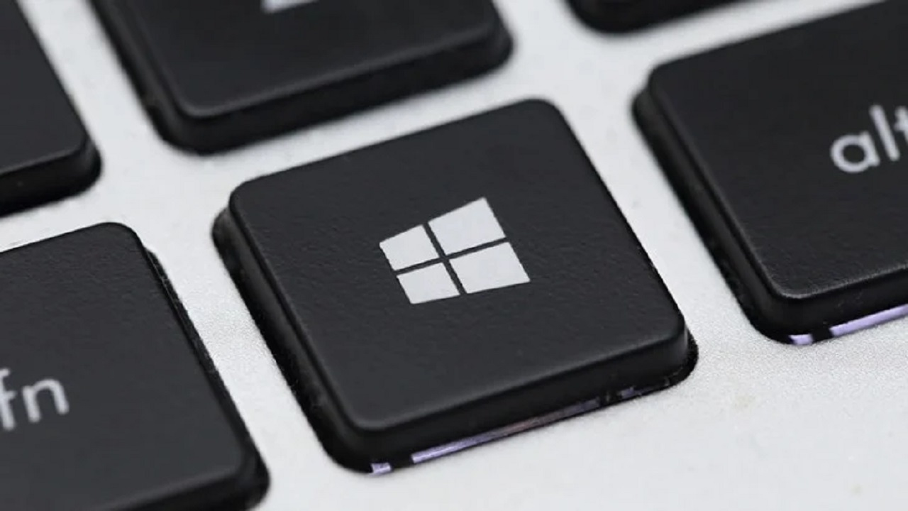 Windows tuşu