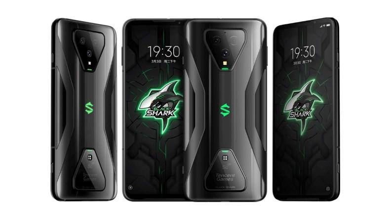 Mobil Oyuncuların Favorisi Xiaomi Black Shark 3 Türkiye'de Satışa Sunuldu