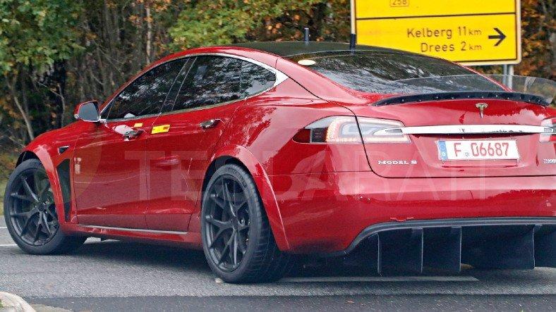 Musk: Tesla Model S Plaid, 100 km/s'ye 1,96 Saniyede Çıkan En Hızlı Araç Oldu