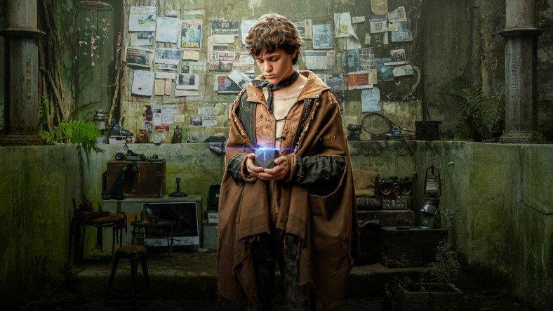 Netflix, 2021 Yılının En İddialı Yapımlarından Tribes of Europa'nın Fragmanını Yayınladı