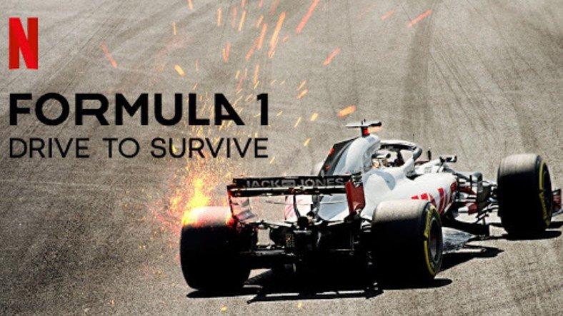 Netflix, Formula 1: Drive to Survive 3. Sezon Teaserını Yayınladı