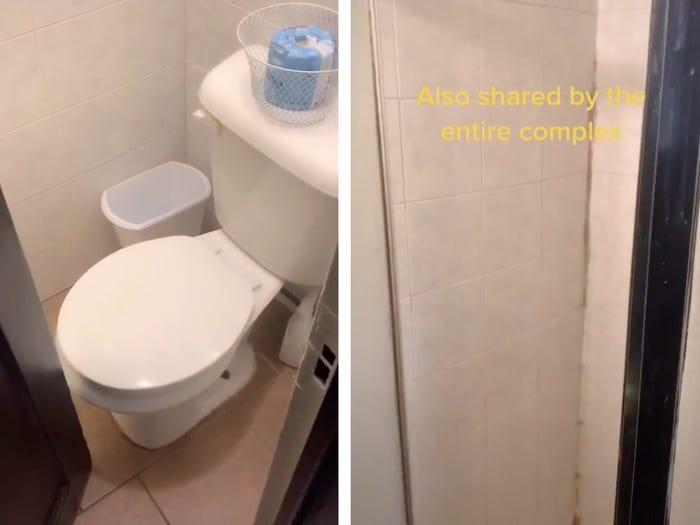 TikTok'ta viral olan kiralık daire