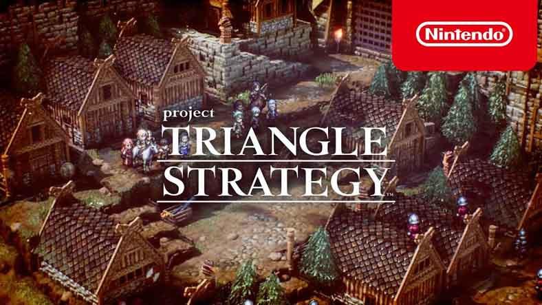 Nintendo Switch'in Kaliteli Grafikleriyle Ön Plana Çıkan Project Triangle Strategy Duyuruldu