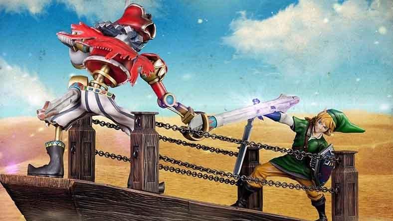 Nintendo, The Legend of Zelda: Skyward Sword'un Remaster Sürümünü Duyurdu