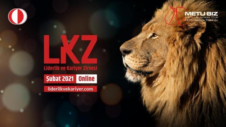 ODTÜ Liderlik ve Kariyer Zirvesi, 26-28 Şubat'ta Online Gerçekleşecek