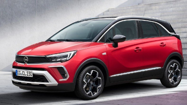 Opel, Crossland Modelinin Türkiye Tanıtımına Özel Fiyatını Açıkladı