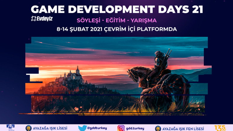 Oyun Geliştirme ve Simülasyon Meraklıları İçin 'Game Development Days' Yarın Başlıyor