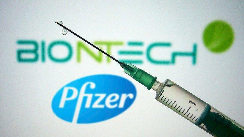 Pfizer BioNTech Aşısının Covid-19 Bulaşıcılığını %89,4 Oranında Engellediği Belirlendi