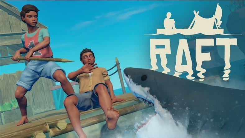 Popüler Hayatta Kalma Oyunu Raft'ı Sevenlere Önerdiğimiz 22 Oyun