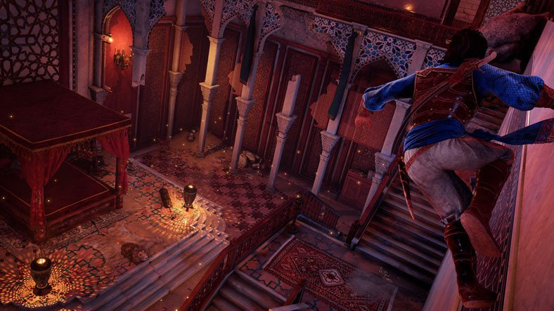 Prince of Persia: Sands of Time Remake, Süresiz Bir Şekilde Ertelendi