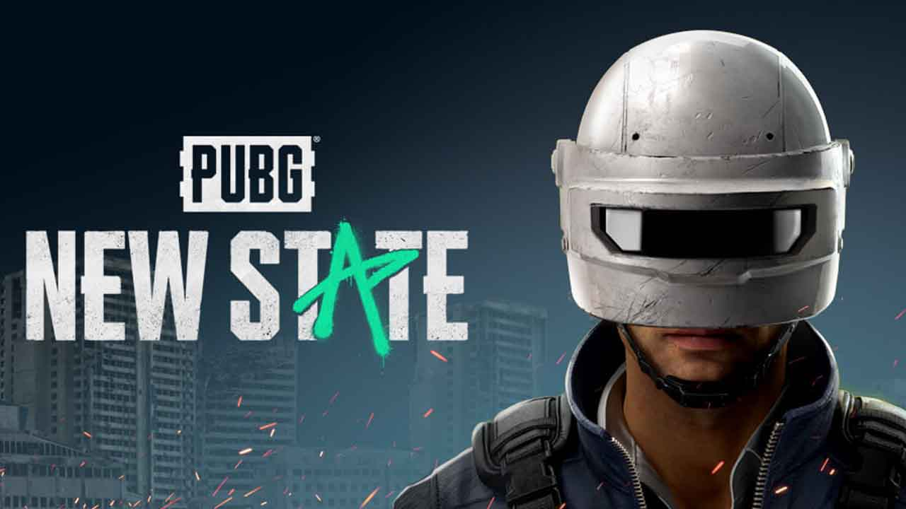 PUBG: New State tanıtım afişi