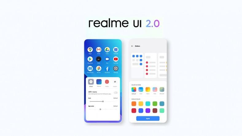 realme UI 2.0 Güncellemesi Alacak Olan Modeller Açıklandı