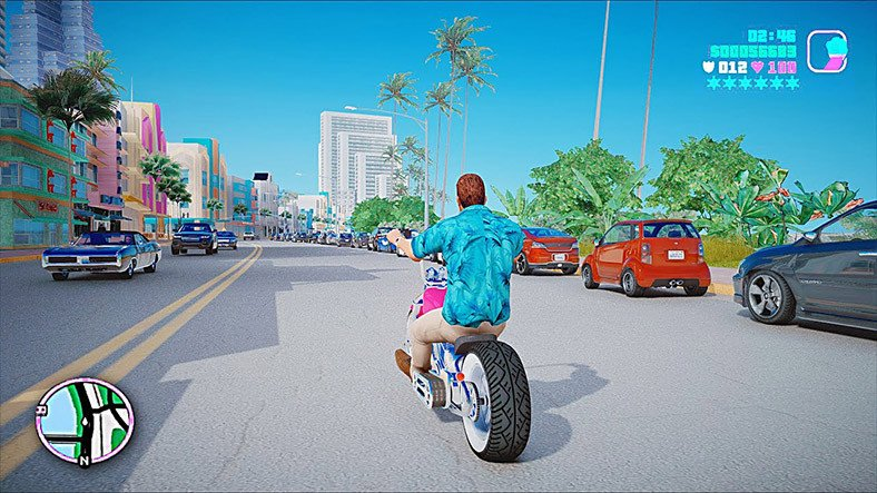 Rockstar Games, Fan Yapımı GTA 3 ve Vice City'i Kaldırma Talebinde Bulundu