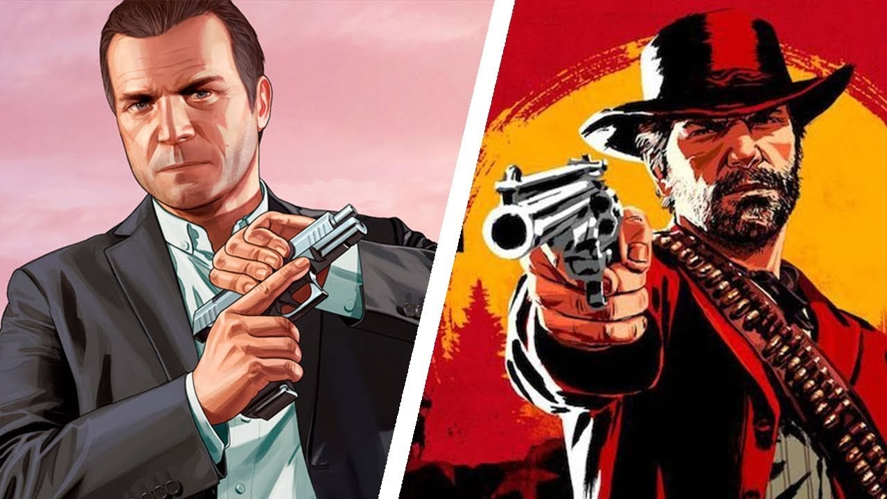 Red Dead Redemption 2 GTA 5