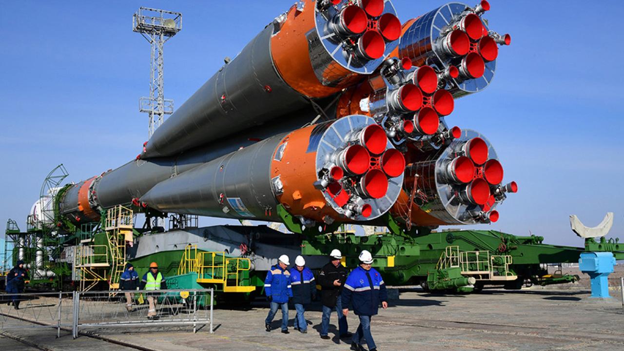 Roscosmos roket