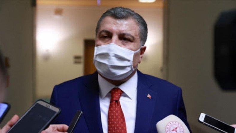 Sağlık Bakanı Fahrettin Koca: Hatalıyım, Halkımdan Özür Dilerim