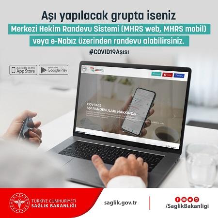 Sağlık Bakanlığı Twitter paylaşımı