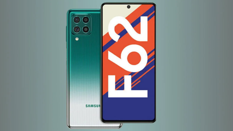 Samsung, Canavar Gibi Bataryası Olan Yeni Telefonu Galaxy F62'yi Duyurdu