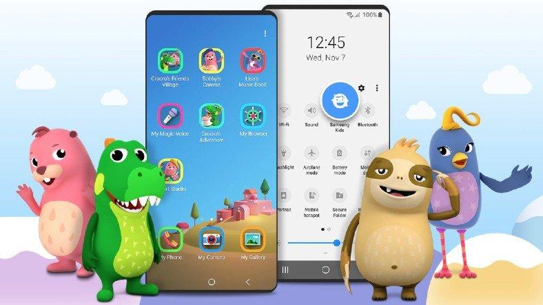 Samsung, Çocukların İnterneti Güvenli Kullanması Hakkında Anlamlı Bir Video Paylaştı