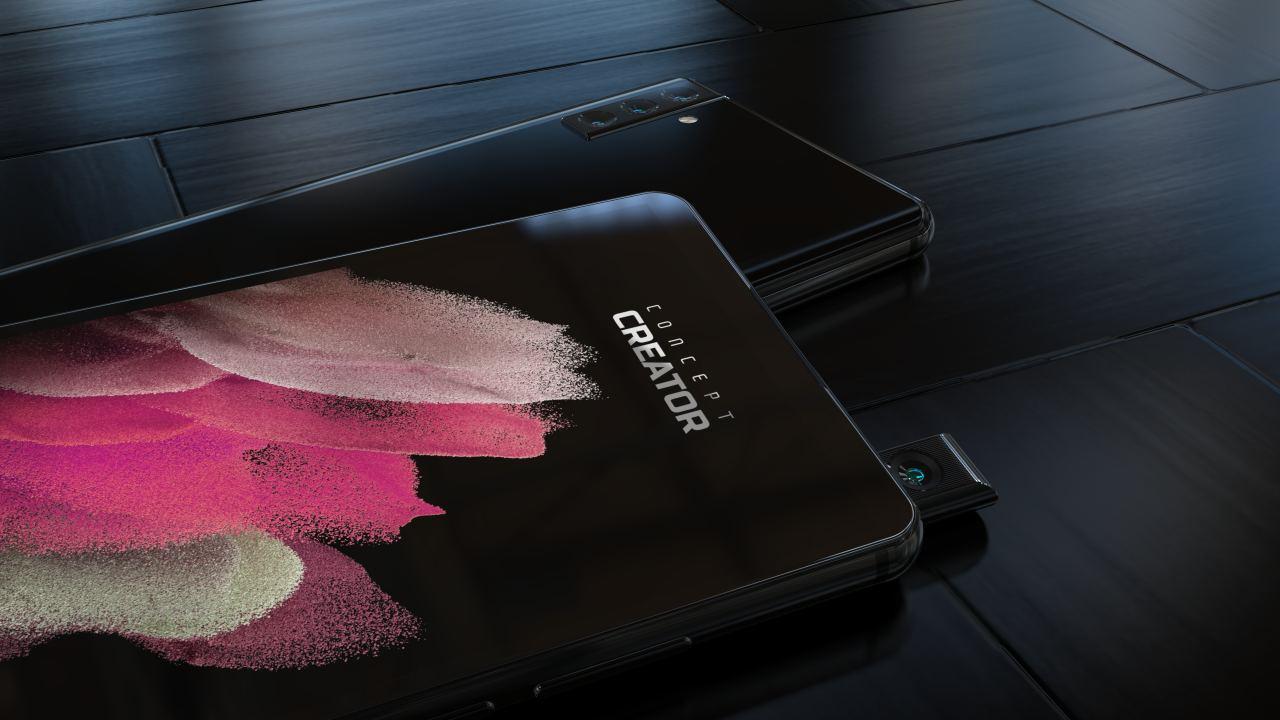 Samsung konsept
