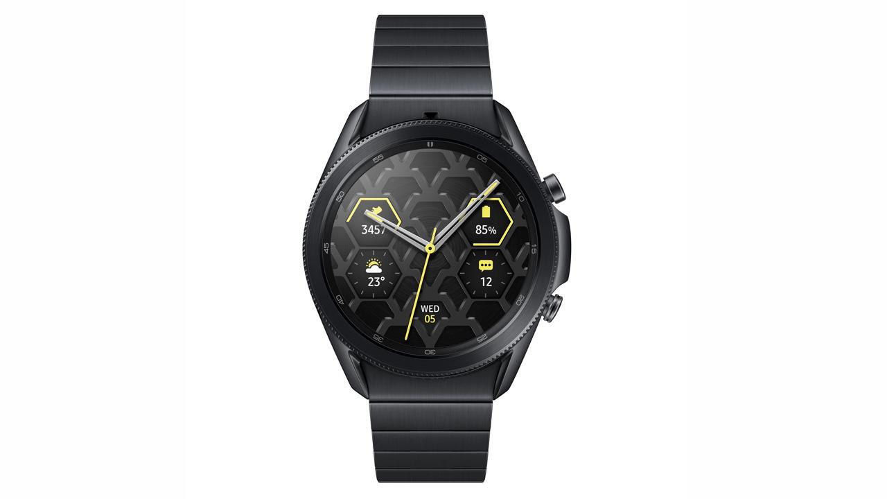 Galaxy Watch 3 Titanyum