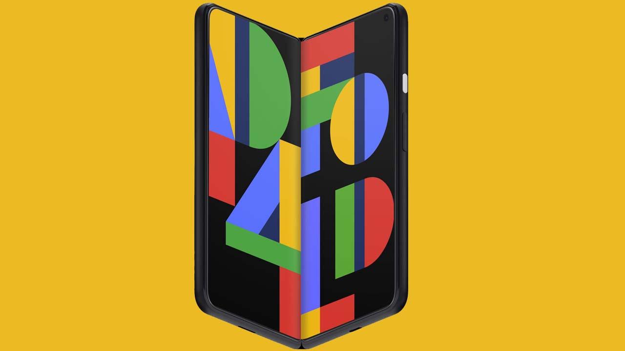 Google katlanabilir ekranlı telefon