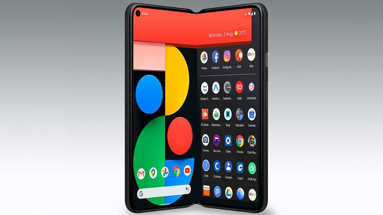 Samsung ve Huawei'ye Yeni Rakip: Google'ın da Bir Katlanabilir Telefon Geliştirdiği Söyleniyor