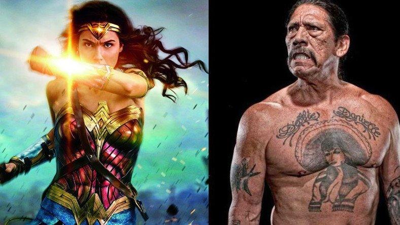 Sert Adam Rolleriyle Tanınan Danny Trejo, Deepfake Teknolojisiyle Wonder Woman'ı Canlandırdı [Video]