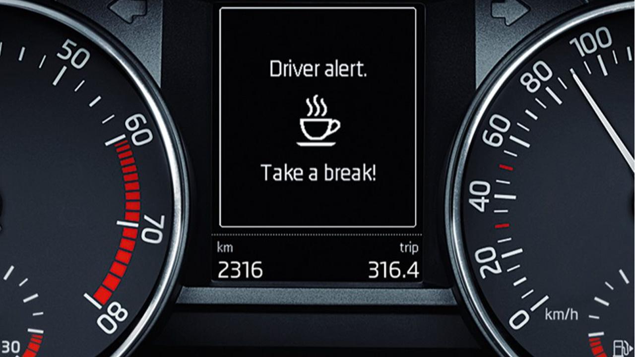 sürücü yorgunluk tespit sistemi