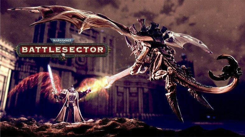 Slitherine, Warhammer 40,000: Battlesector'ü Duyurdu