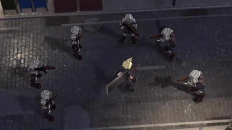 Square Enix, Derleme Mobil Oyunu Final Fantasy VII Ever Crisis'i Duyurdu