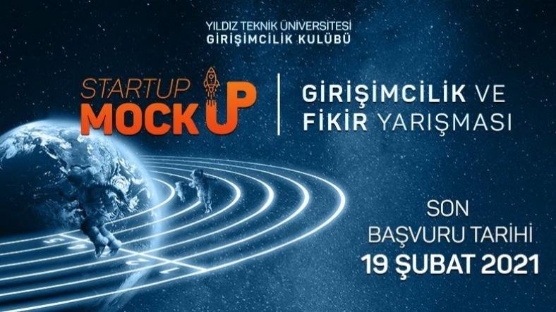 Startup MockUp 2021 Yarışması İçin Son Başvuru Tarihi 19 Şubat