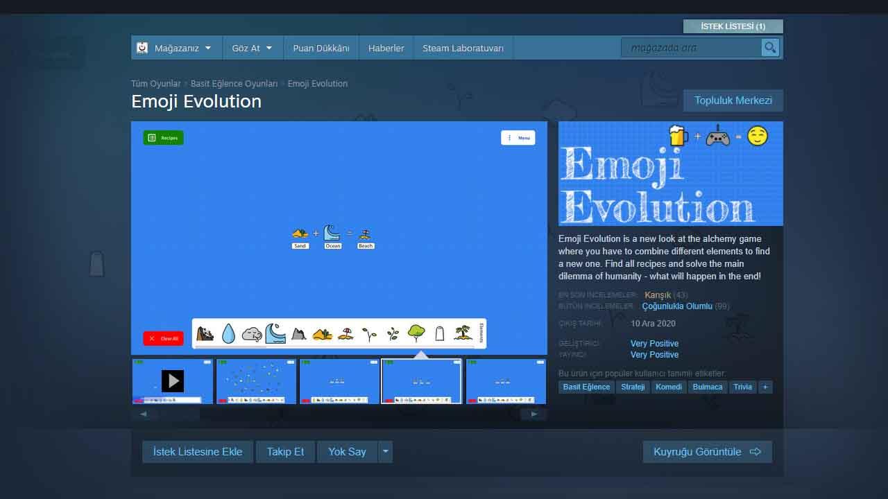 Emoji Evolution