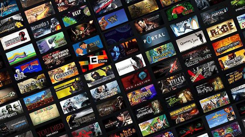 Steam, Mağazada Listelenen Oyun Sayısında 50.000 Barajını Aşmayı Başardı