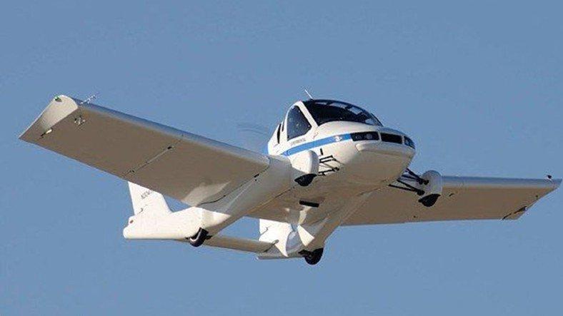 Terrafugia, Uçan Otomobili İçin ABD'den Resmi Onay Aldı
