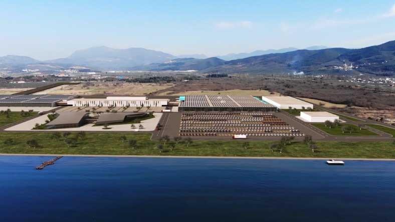 TOGG, Yerli Otomobilin Fabrikası İçin Gelinen Son Noktayı Açıkladı